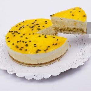 venta cheesecake maracuya