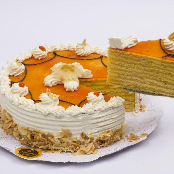 Venta torta Roggendorf Naranja