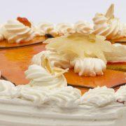 torta Roggendorf Naranja