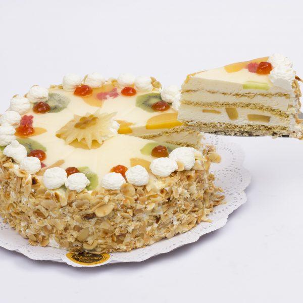 Torta yoghurt