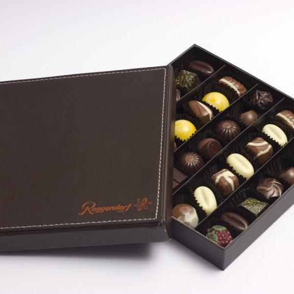 Caja de Chocolate Ecocuero