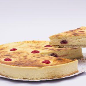 Kuchen de Quesillo