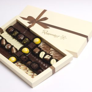 Caja de Chocolate Premium