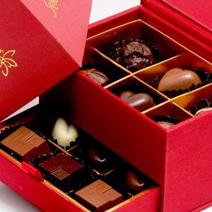 Caja de Chocolate Joyero