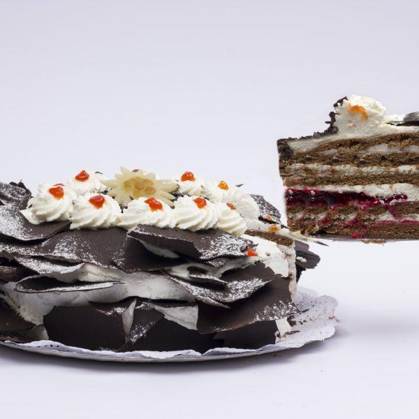 Venta de Torta Selva Negra