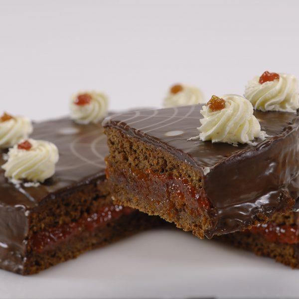 Kuchen de Chocolate