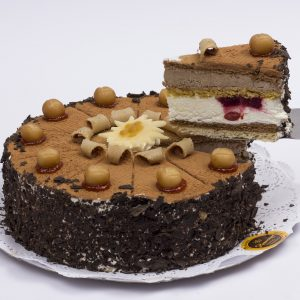 Torta Chococrema Plus