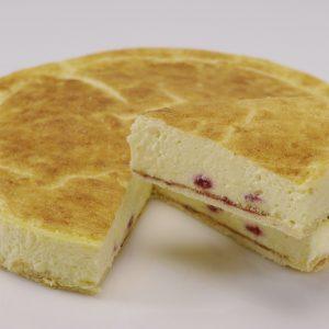 Kuchen Quesillo sin Azúcar