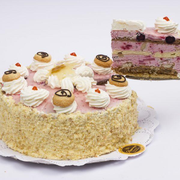Torta Musli