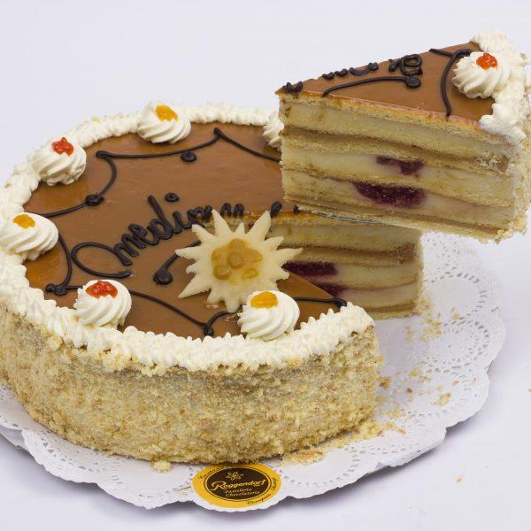Torta Medianoche