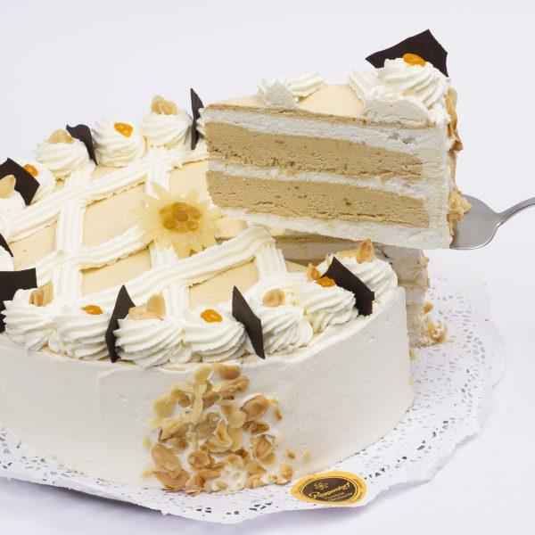 Torta Merengue Lucuma