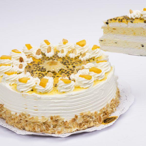 Torta Merengue Maracuya