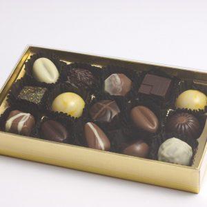Venta Caja de Chocolate Golden