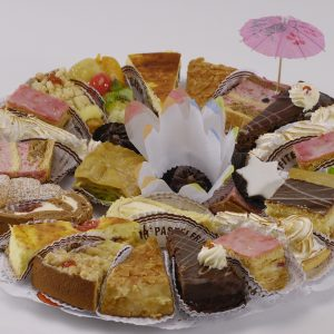 Kuchen Bandeja Mundial