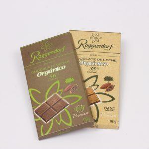 Barra de Chocolate Orgánico