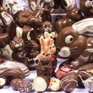 Conejos de Chocolate